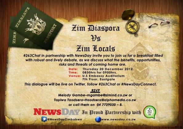 263Chat Live Event 20 Dec 2012