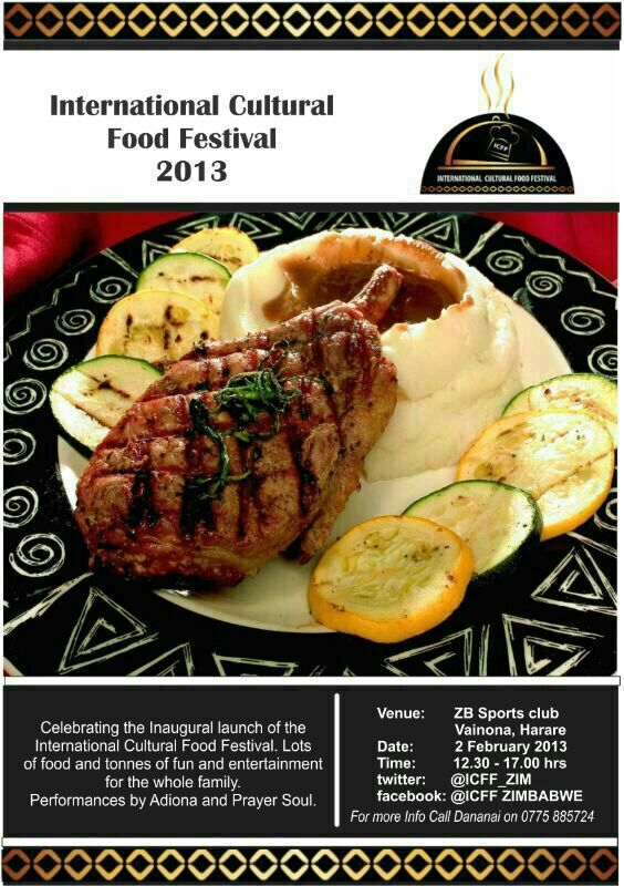 International Cultural Food Festival 2013