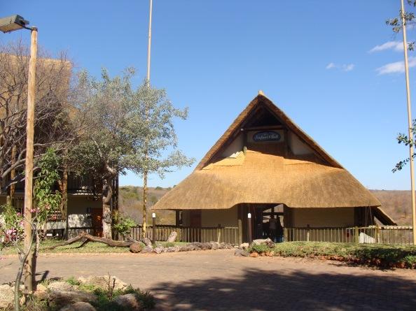 Victoria Falls Safari Club Goodbye