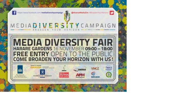 Media Campaign - Harare Gardens
