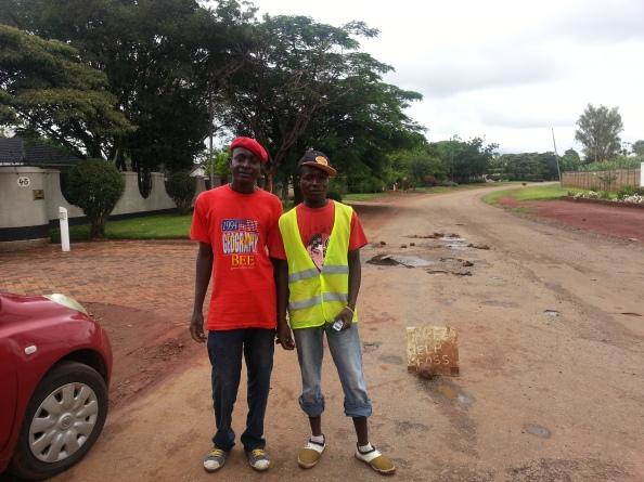 Mukoma Promise & Mukoma Kenwill
