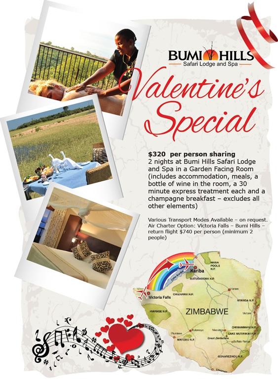 Bumi Hills Valentines Special
