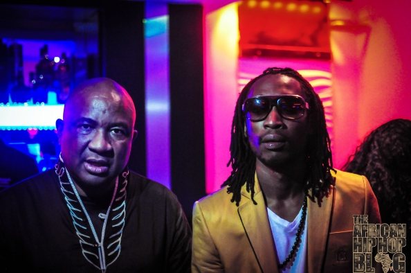 Phil Chiyangwa & Jnr Brown