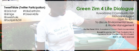 Green 4 Life Dialogue Facebook Timeline Cover 01
